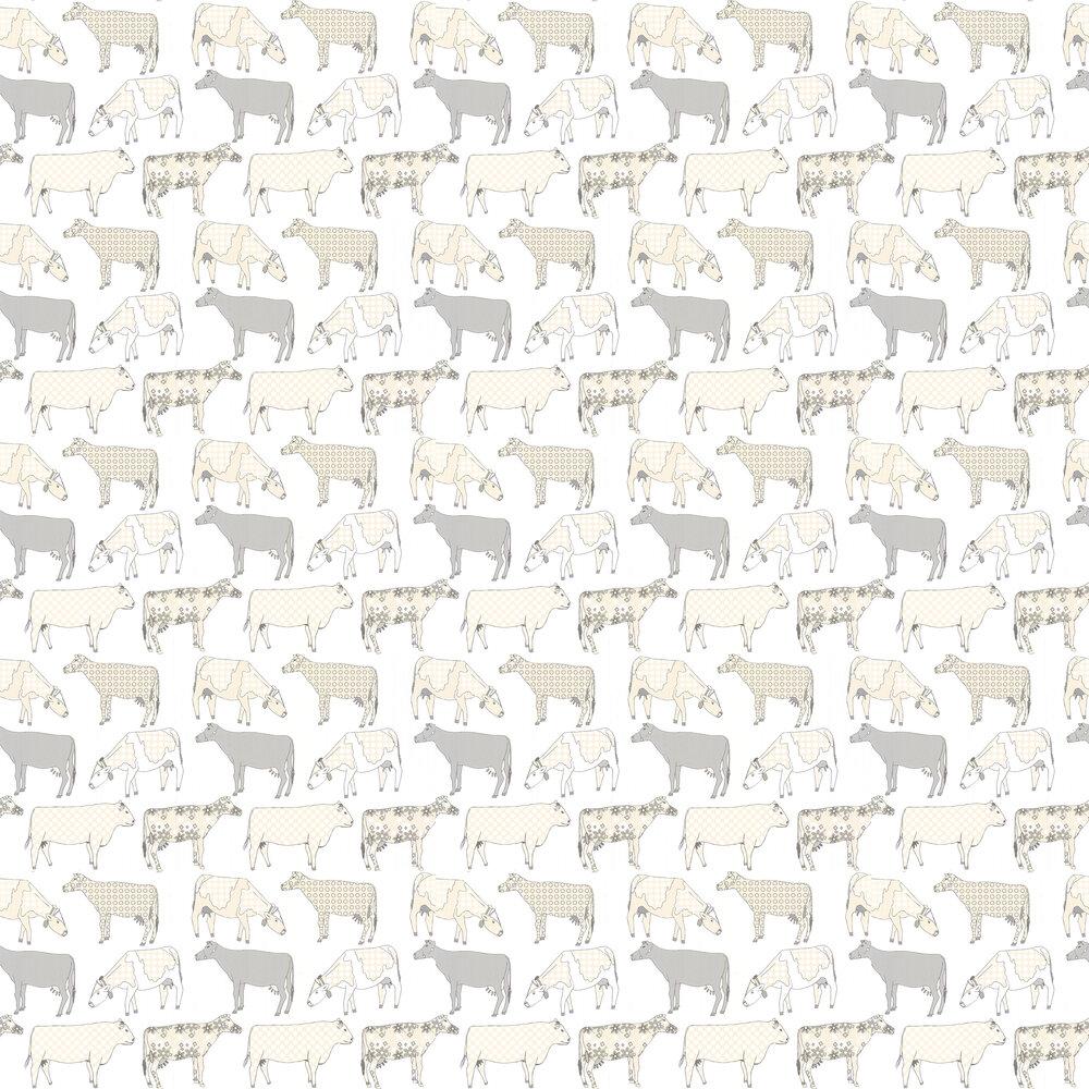 Galerie Decorative Cows Butterscotch Wallpaper - Product code: KE29952