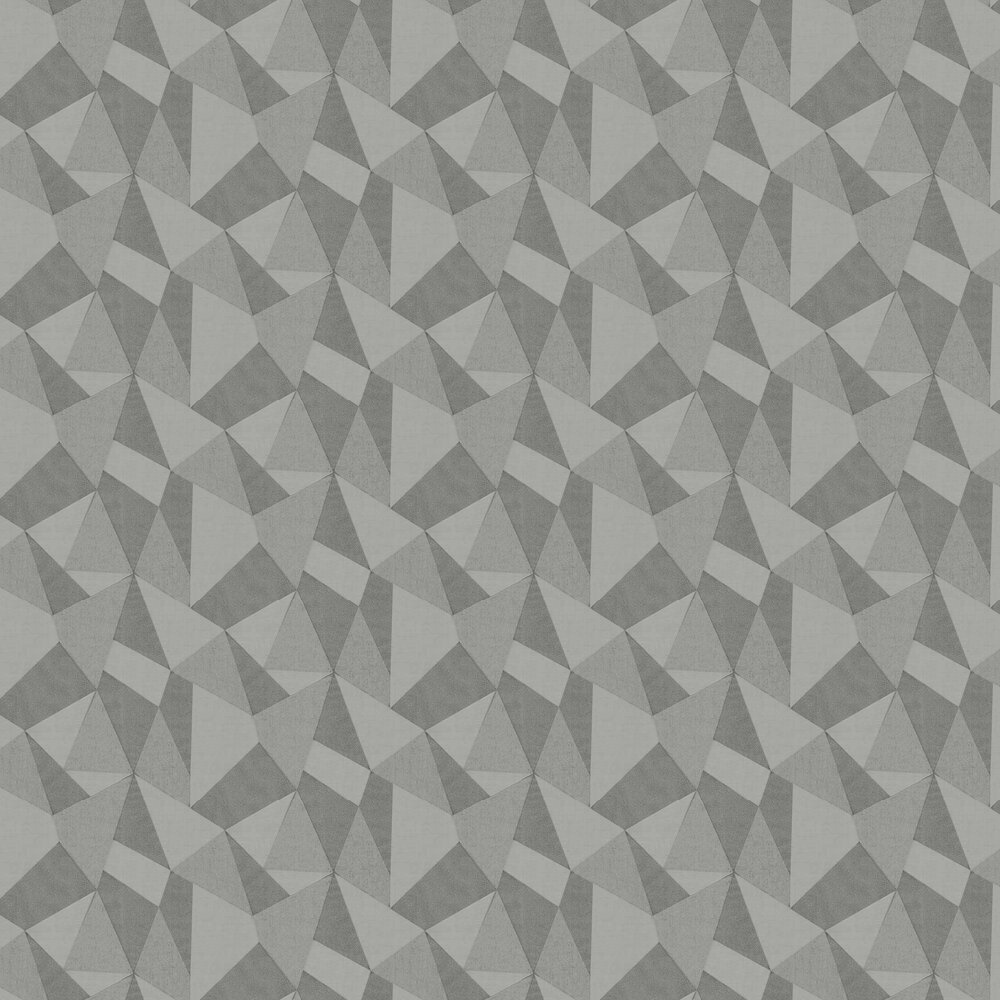 Prism Wallpaper - Grey - by Albany