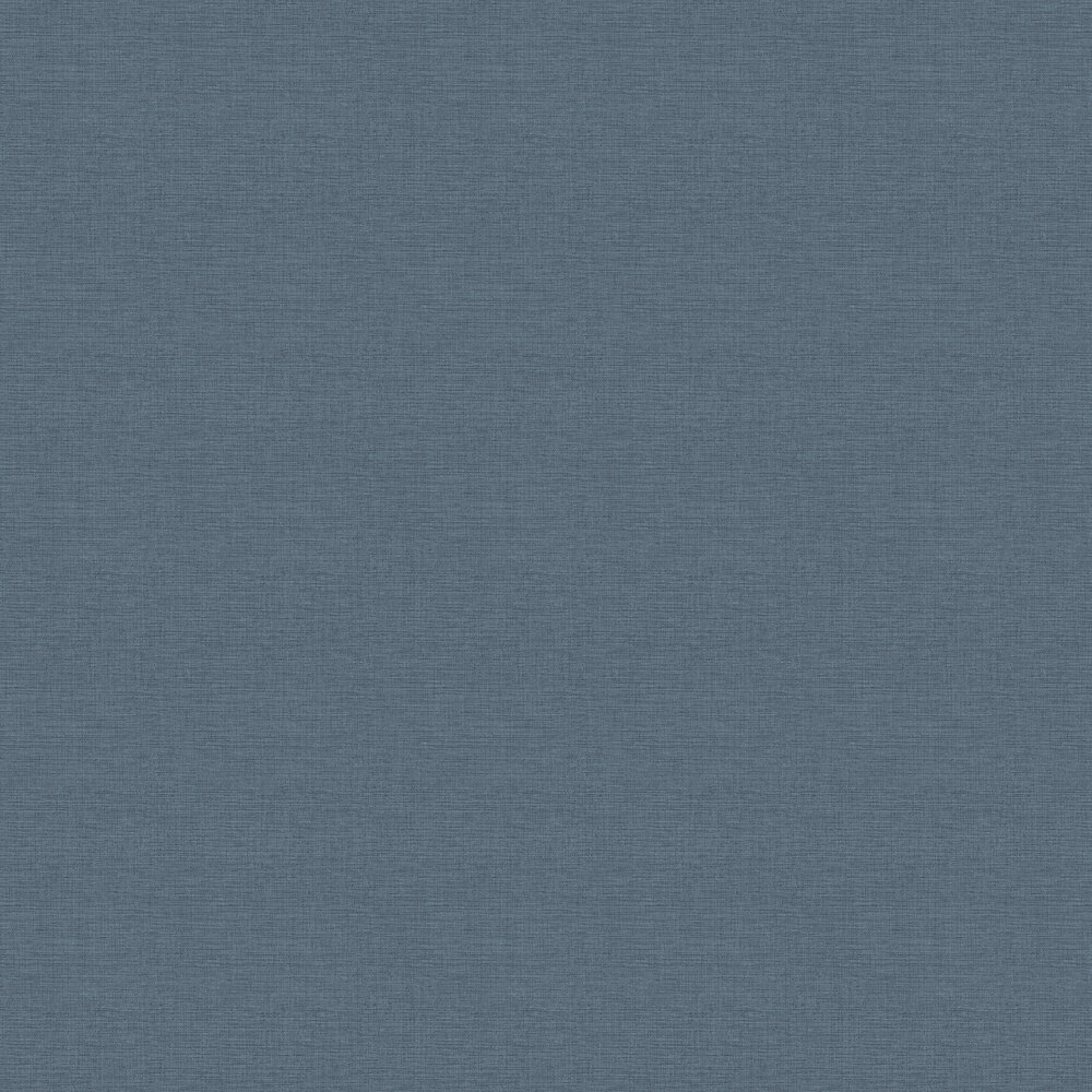 Faux Grasscloth Wallpaper - Navy - by Albany
