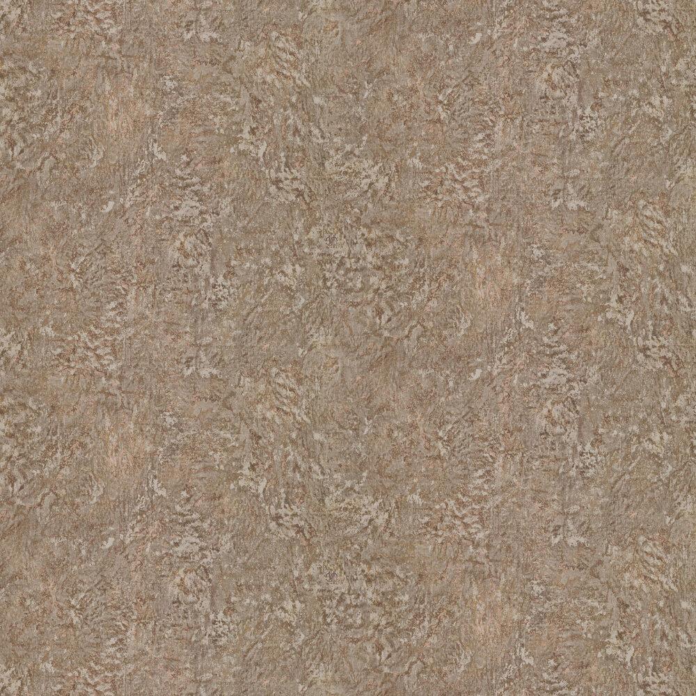 Distressed Plaster Wallpaper - Warm Beige - by Roberto Cavalli