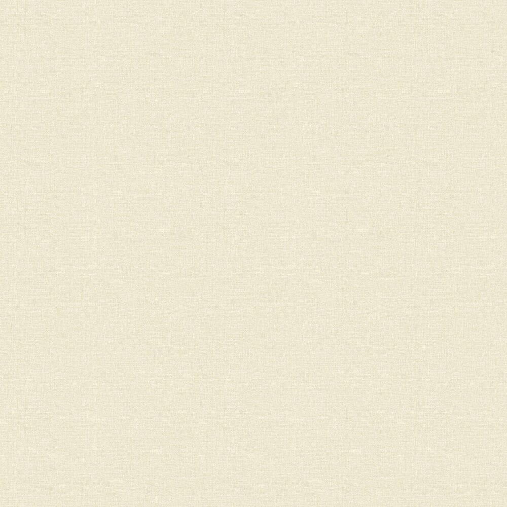 Linen Wallpaper - Gold - by Albany
