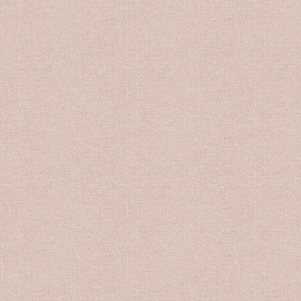 Linen Wallpaper - Copper - by Albany
