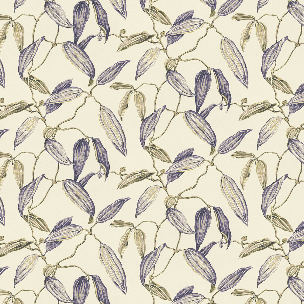Albany Cocoa Pod Purple Wallpaper - Product code: 525731