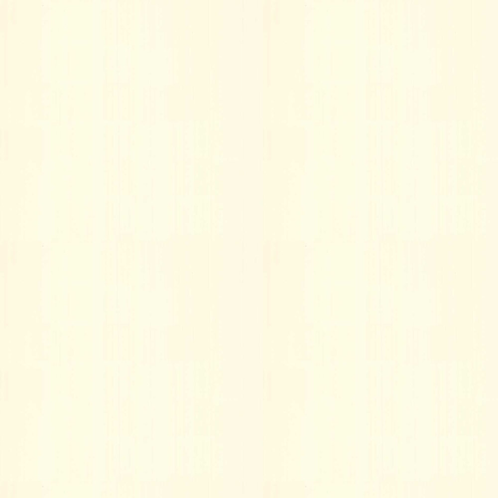 Large Greek Key Wallpaper - White - by Versace