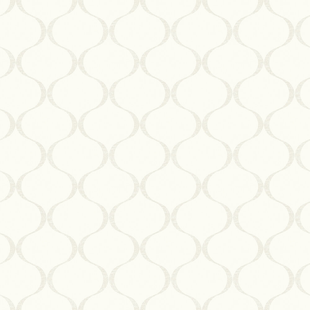 Cupola Wallpaper - Buttercream - by Engblad & Co