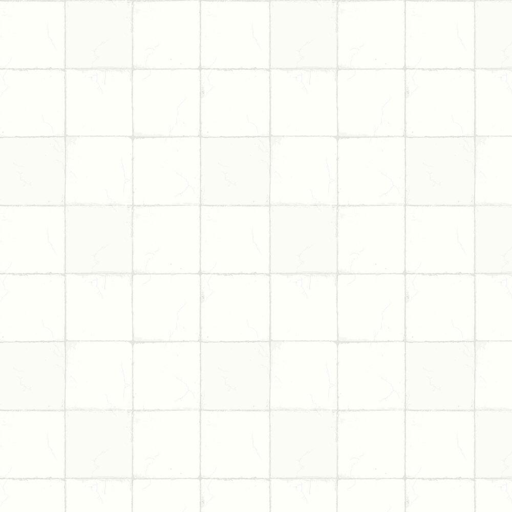 Engblad & Co Capri Tiles Ivory Wallpaper - Product code: 7164