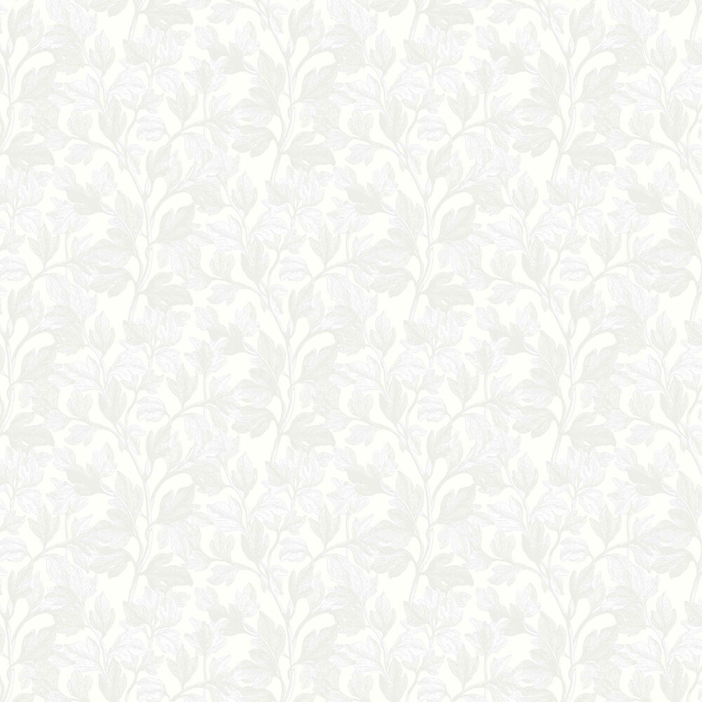 Fig Wallpaper - Pale Grey - by Engblad & Co