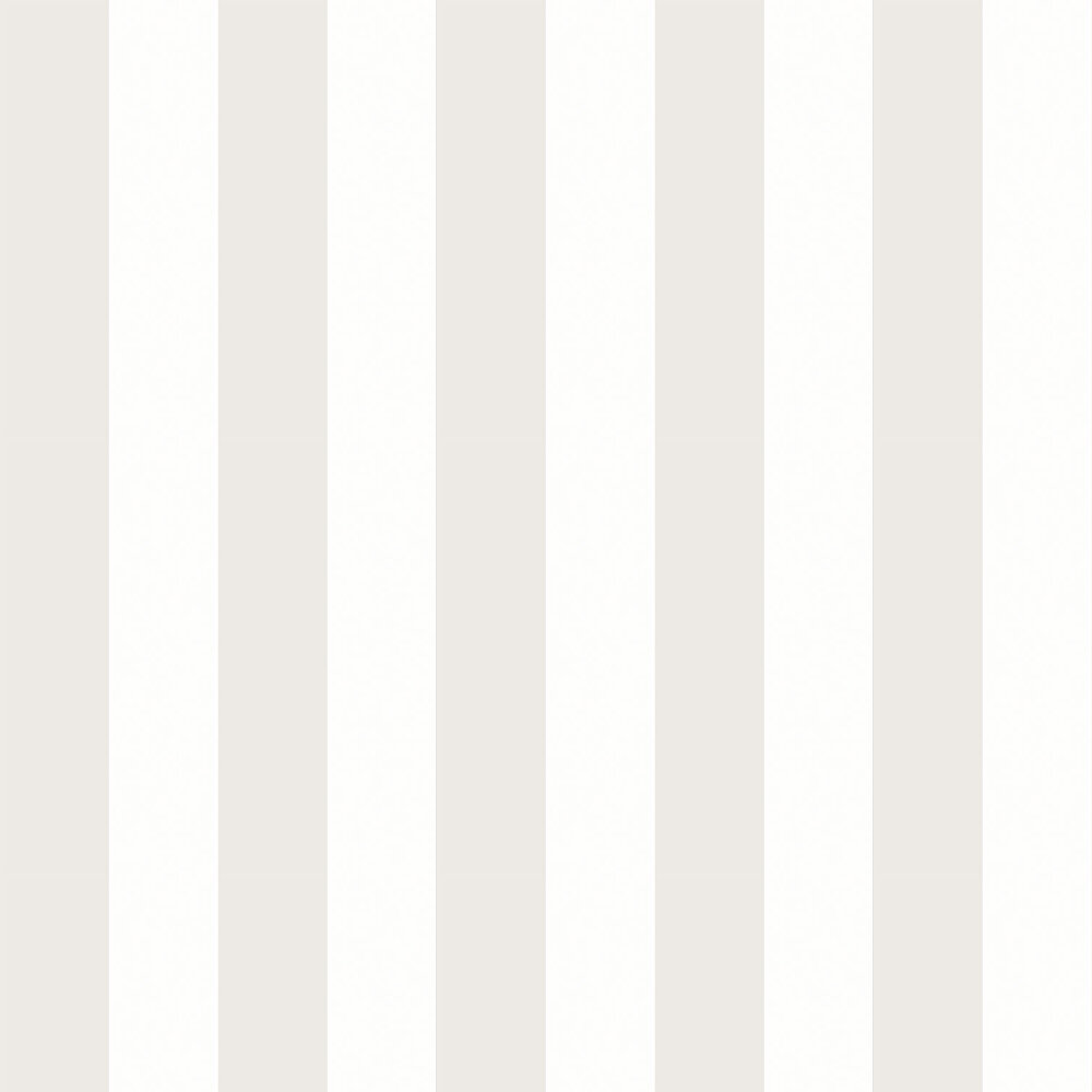 Stripe M Wallpaper - Ivory - by Engblad & Co