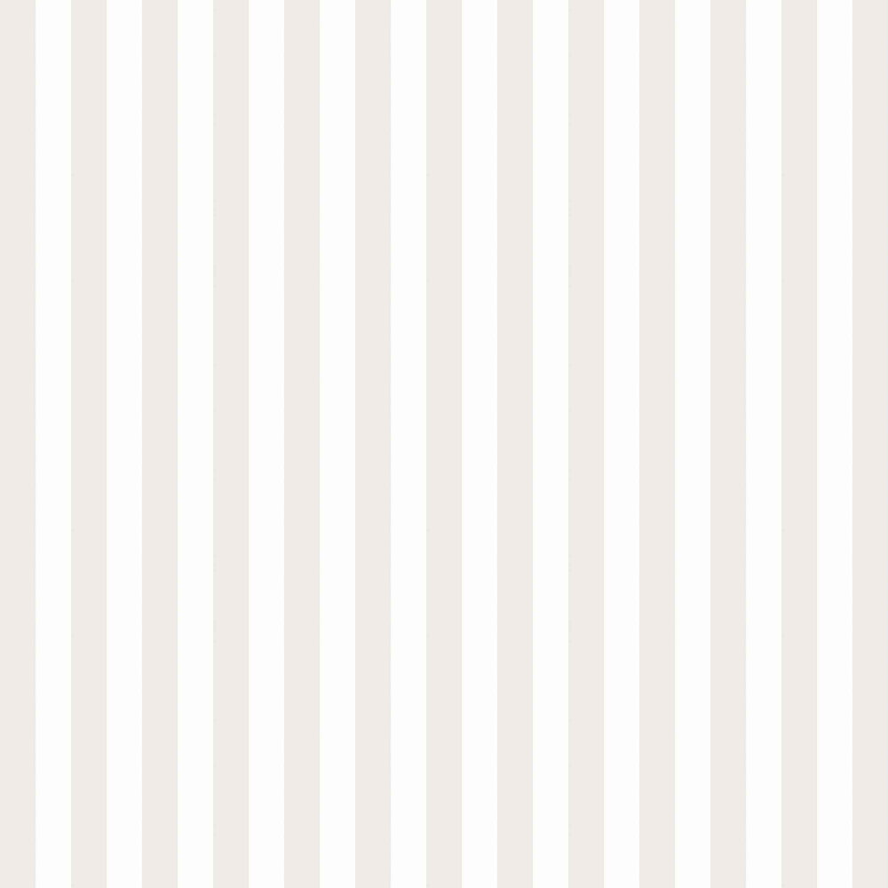 Stripe S Wallpaper - Ivory - by Engblad & Co