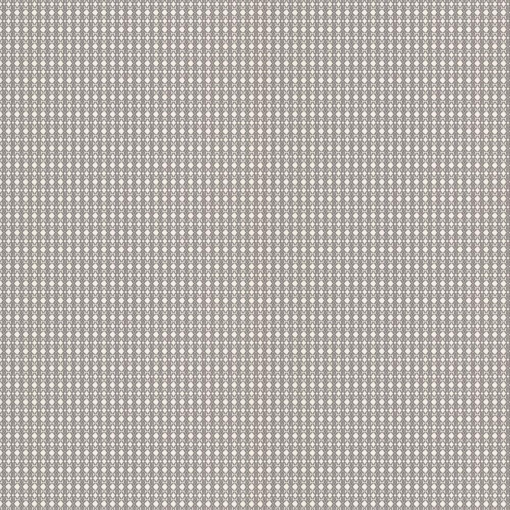 Roberto Cavalli Signature Tile Black and White Wallpaper - Product code: 17113