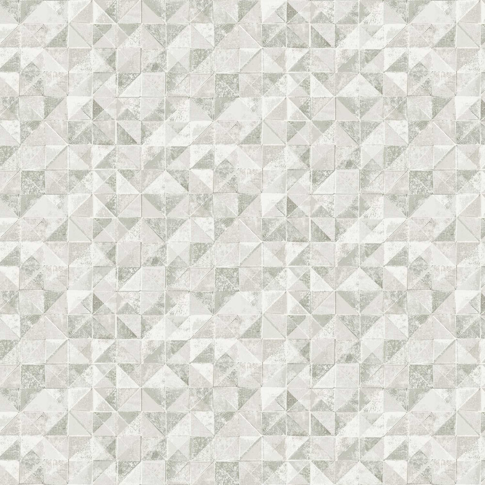 Desert Wall Wallpaper - Grey - by Engblad & Co