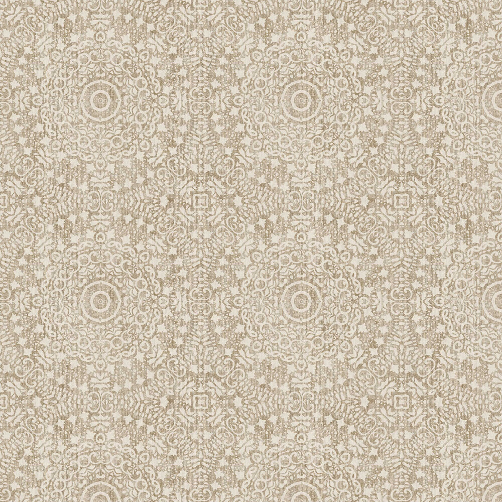 Origin Wallpaper - Brown - by Engblad & Co