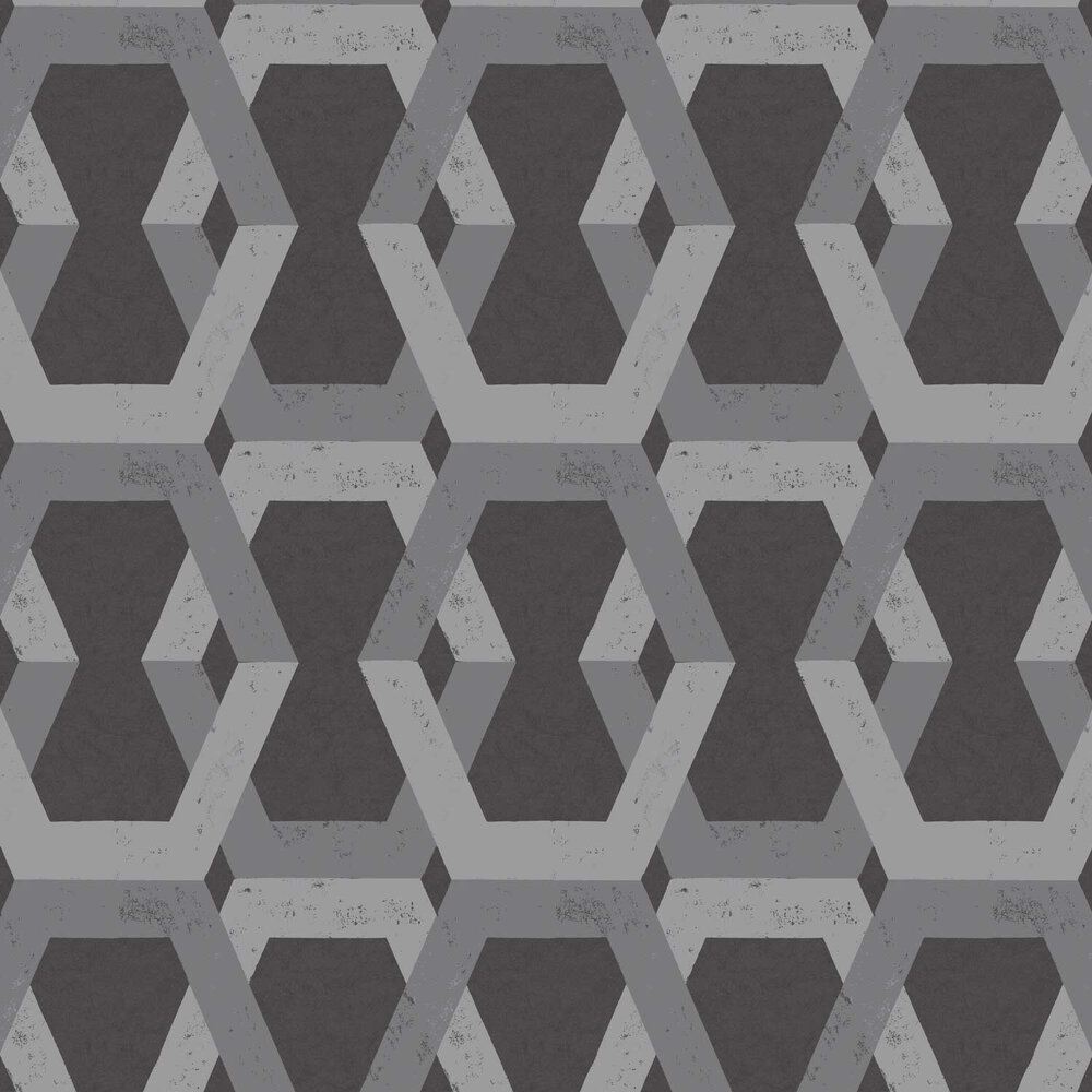 Engblad & Co Tribe Brown Wallpaper - Product code: 6475