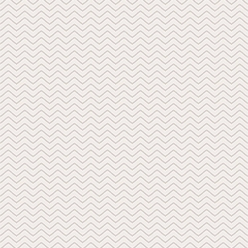 Engblad & Co Chevron Dots Cream Wallpaper - Product code: 6485