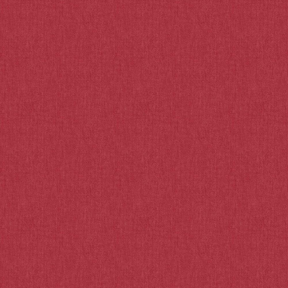 Miami Jeans Plain Wallpaper - Red - by Coca Cola