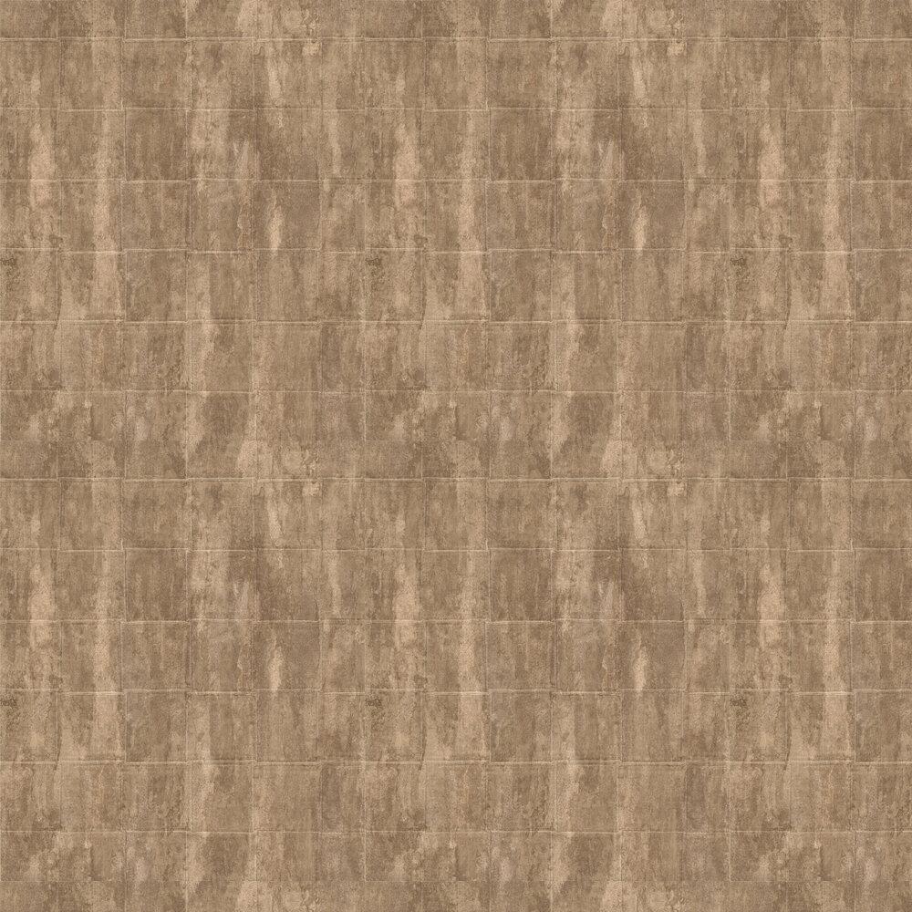 Geronimo Plain Wallpaper - Pale Gold - by Coca Cola