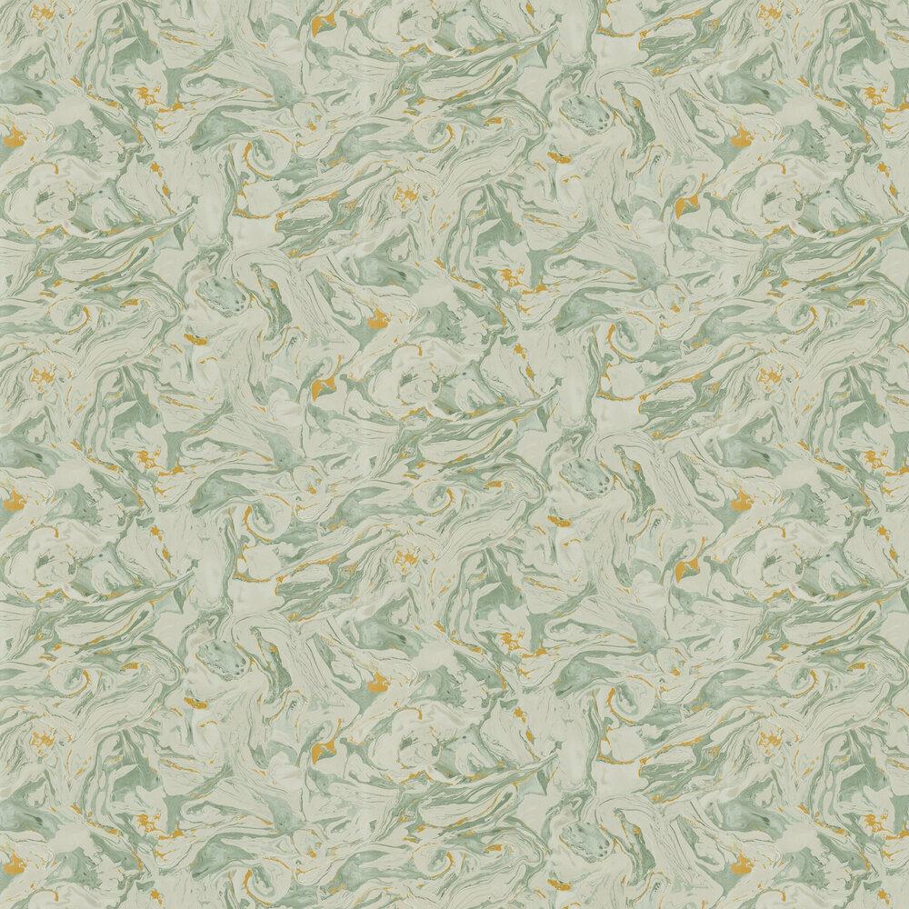 Sandberg Marion Green Wallpaper - Product code: 228-38