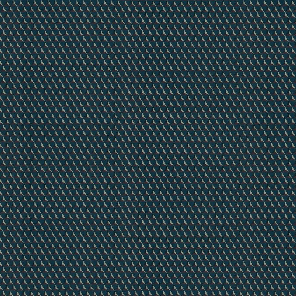 Sandberg Chloe Teal Green Wallpaper - Product code: 229-87