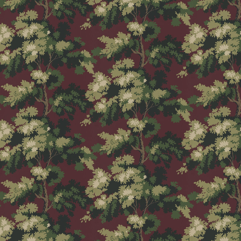 Sandberg Raphael Red Wallpaper - Product code: 444-94