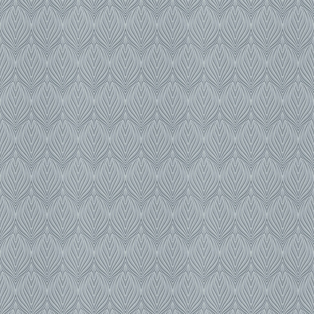 Coca Cola Minneapolis Damask Ice Blue Wallpaper - Product code: 41251
