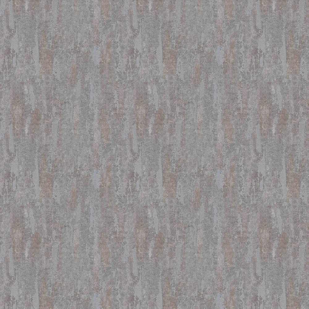 Devore Plain Wallpaper - Taupe - by Coca Cola