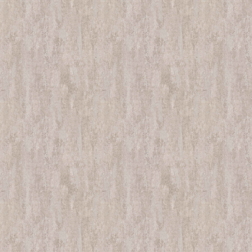 Devore Plain Wallpaper - Blush Pink - by Coca Cola