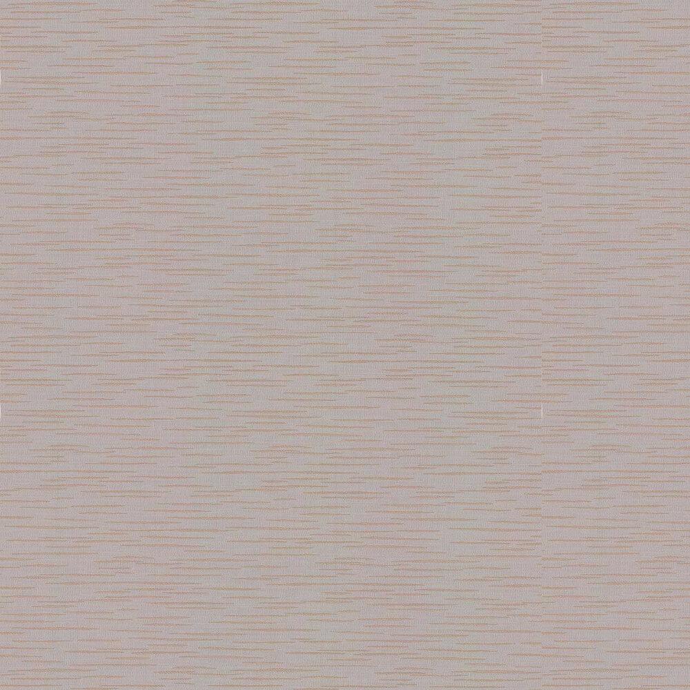 Tiziano Plain Wallpaper - Silver / Gold - by Jane Churchill