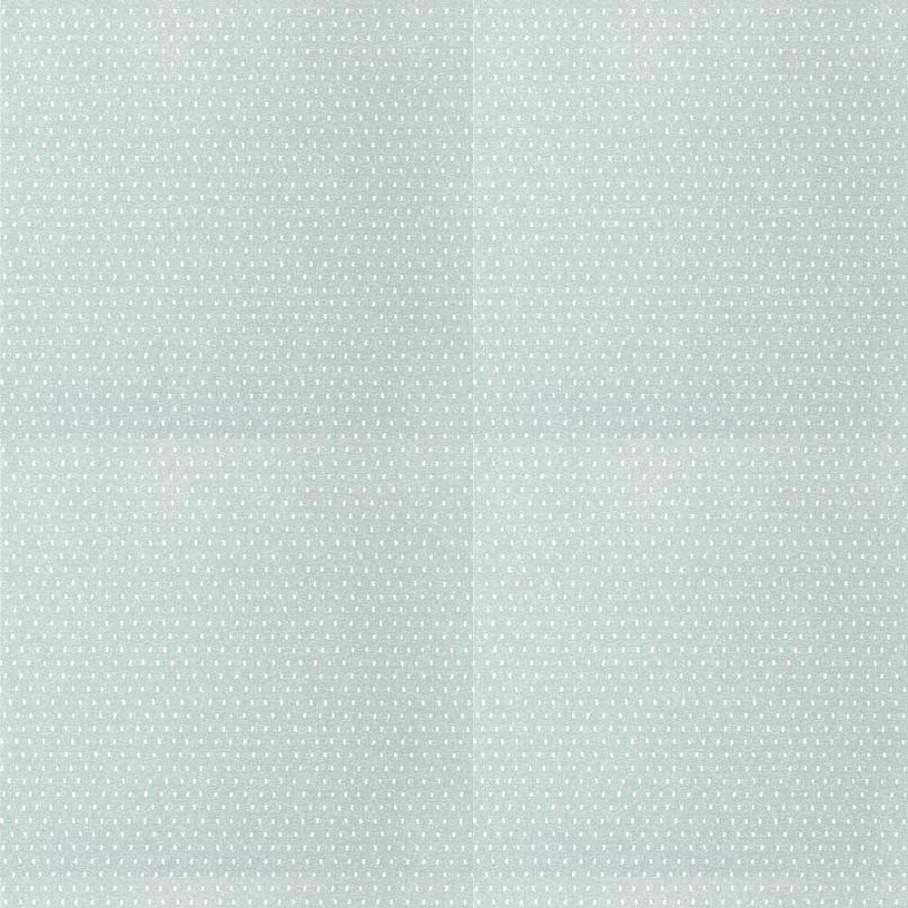 Mali Dot Wallpaper - Robin's Egg - by Anna French