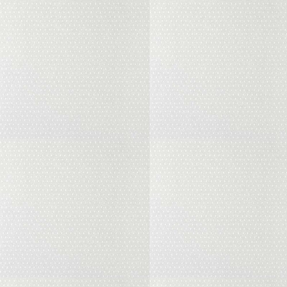 Mali Dot Wallpaper - Grey - by Anna French