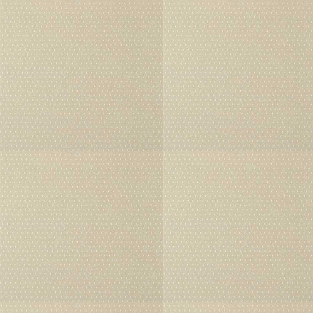 Mali Dot Wallpaper - Beige - by Anna French