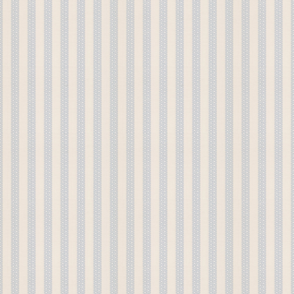 Britta Wallpaper - Old Blue - by Colefax and Fowler