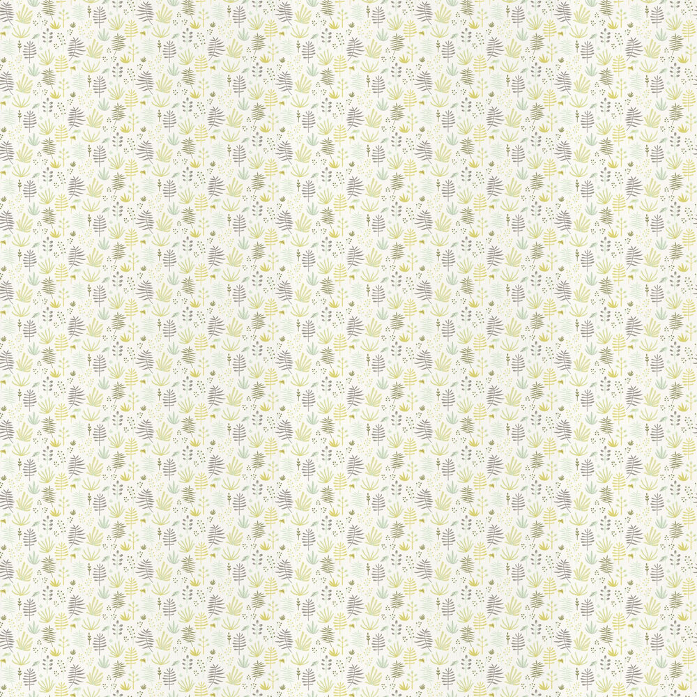 All Over Jungle Wallpaper - Green - by Casadeco