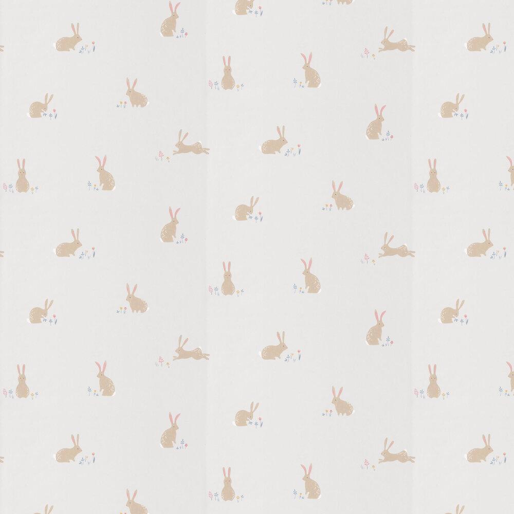 Casadeco Bunny Neutral Wallpaper - Product code: HPDM8274 6110