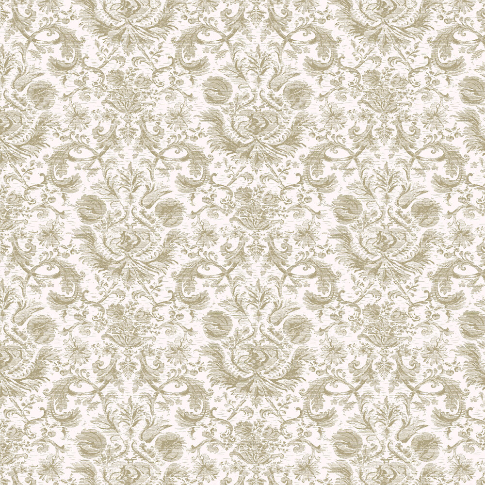 Hooked on Walls Classy Gold Wallpaper - Product code: 15500