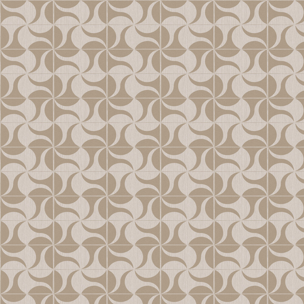 Hooked on Walls Sway Muted Gold Wallpaper - Product code: 15542