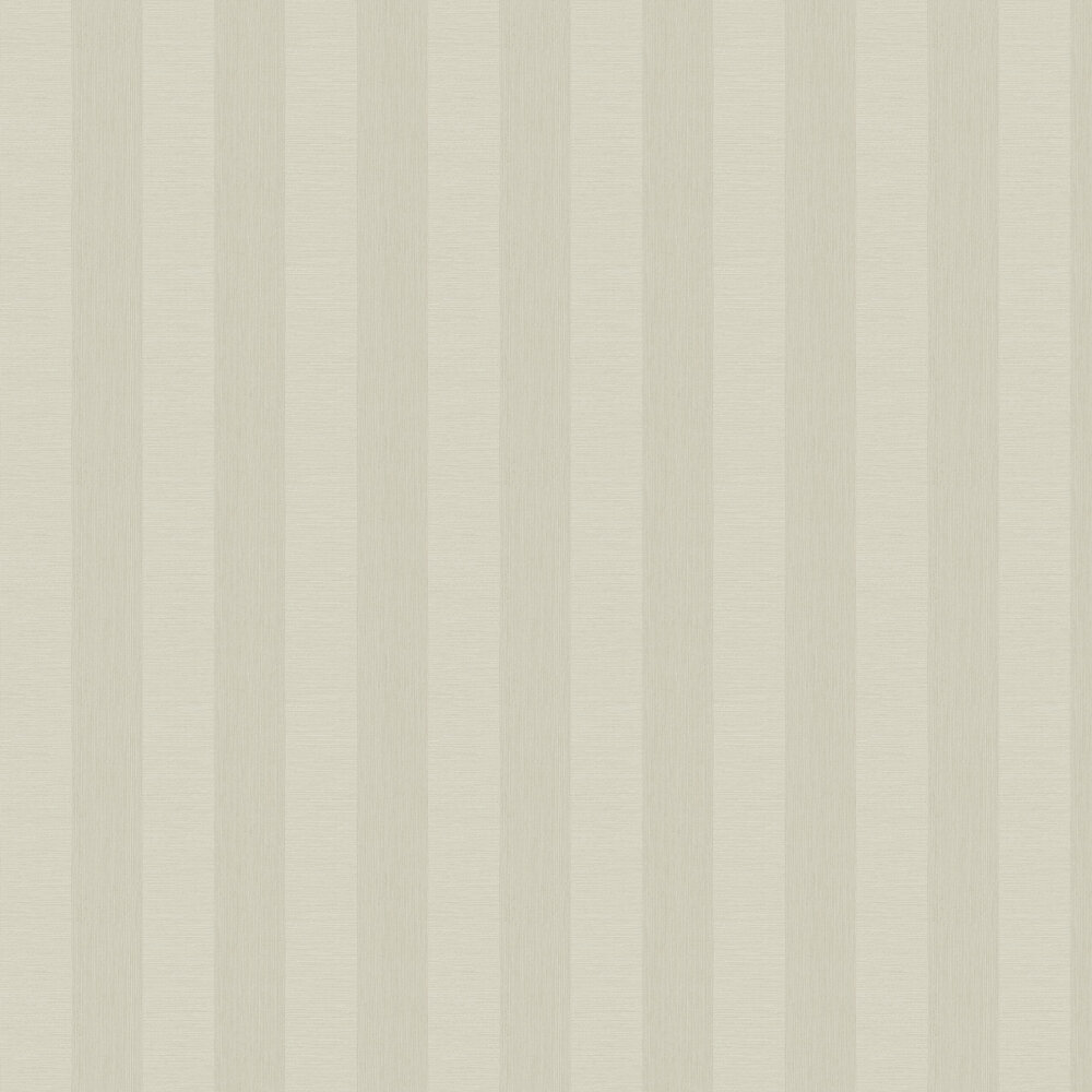 Faux Grasscloth Stripe Wallpaper - Natural - by Albany