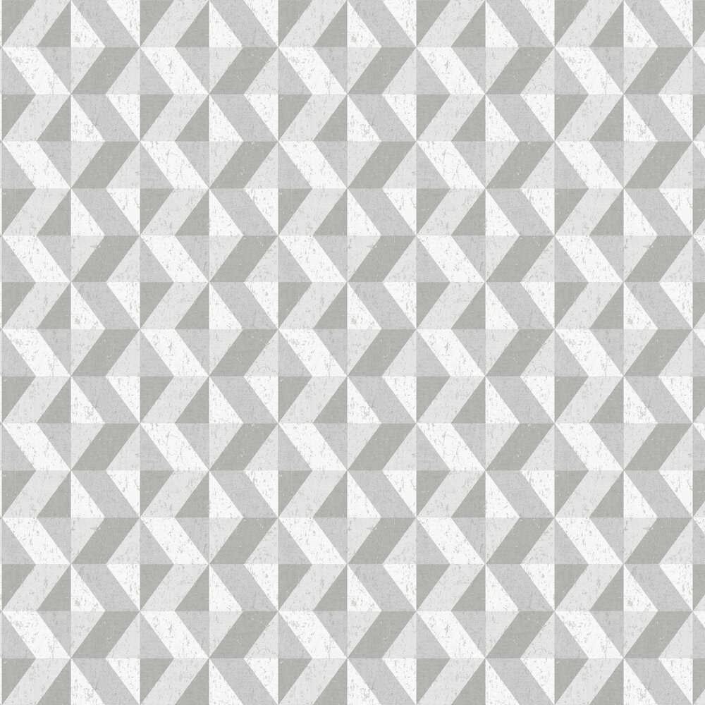 Albany Cork Triangles Grey Wallpaper - Product code: CB41074