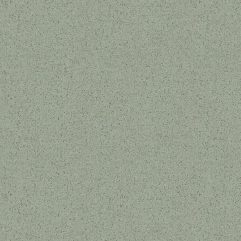 Cork Texture Wallpaper - Green - by Albany