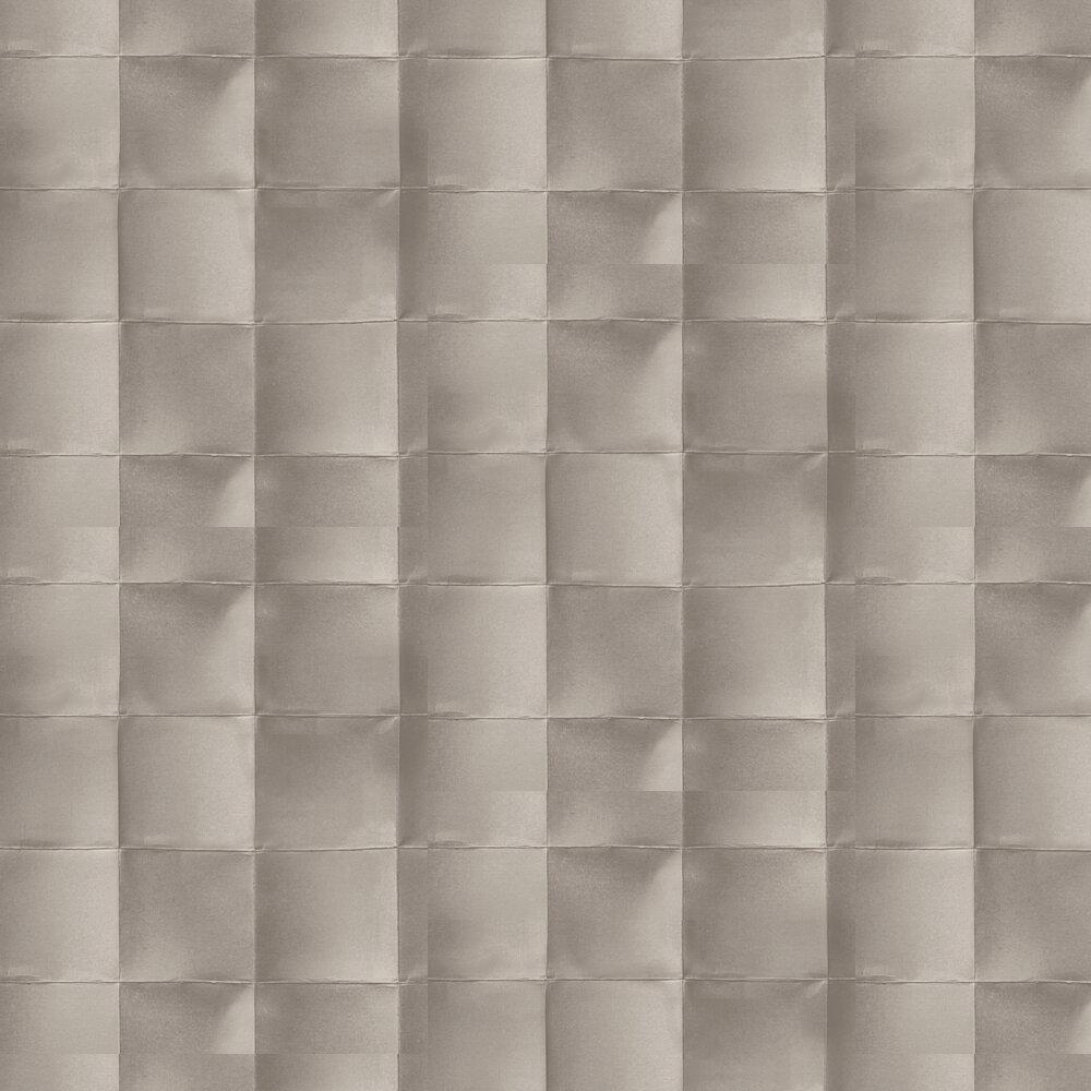 Hooked on Walls Blocks Dark Chocolate Wallpaper - Product code: 68020