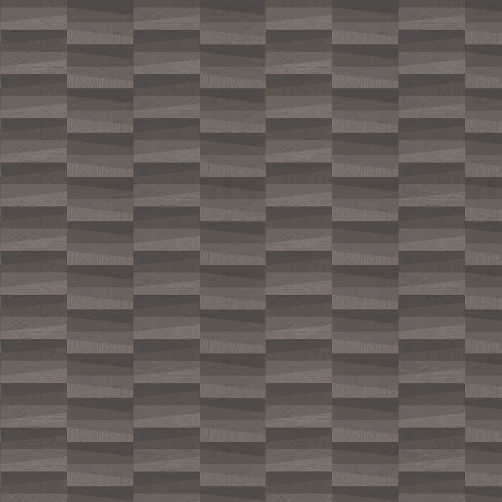 Arte Polygon Brown Wallpaper - Product code: 26552