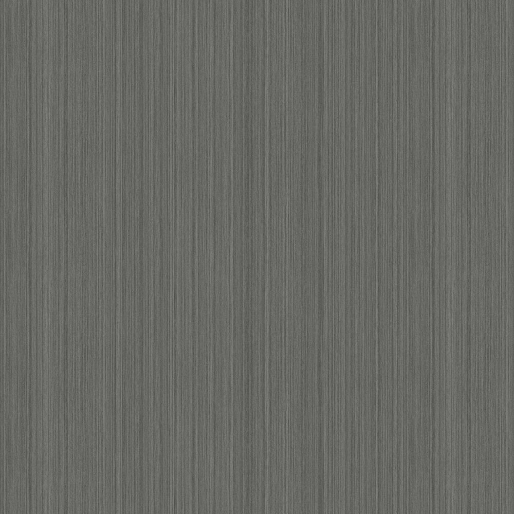 Plywood Texture Wallpaper - Dark Grey - by Albany