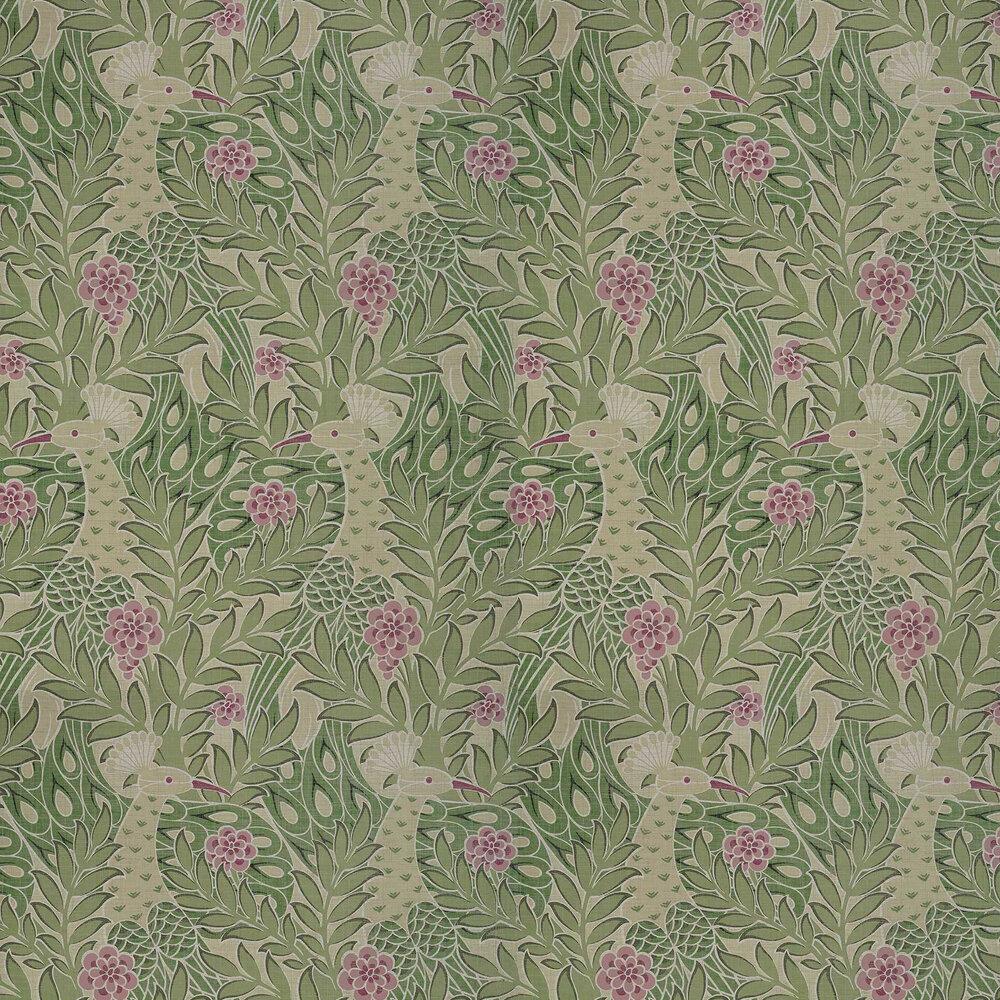 Desmond Wallpaper - Moss Green - by Thibaut