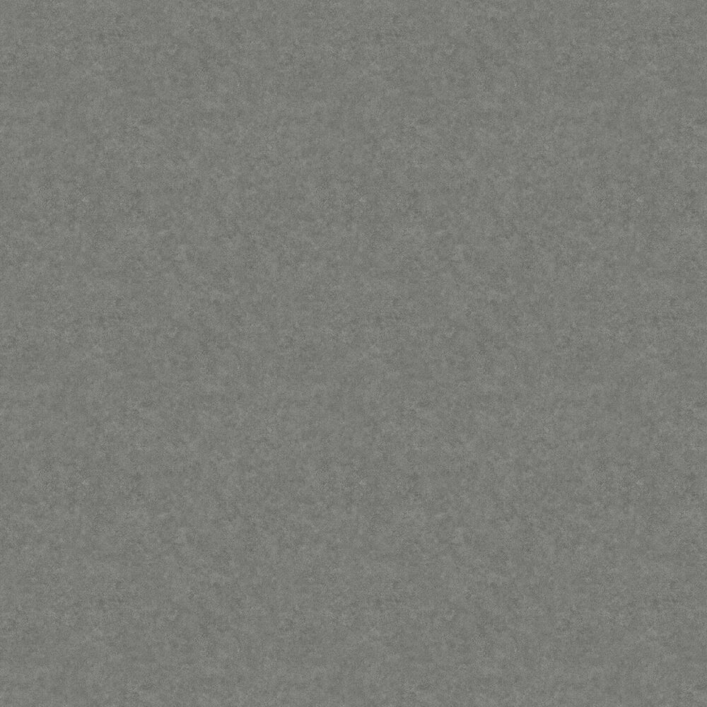 Metallic Texture Wallpaper - Dark Silver - by Albany