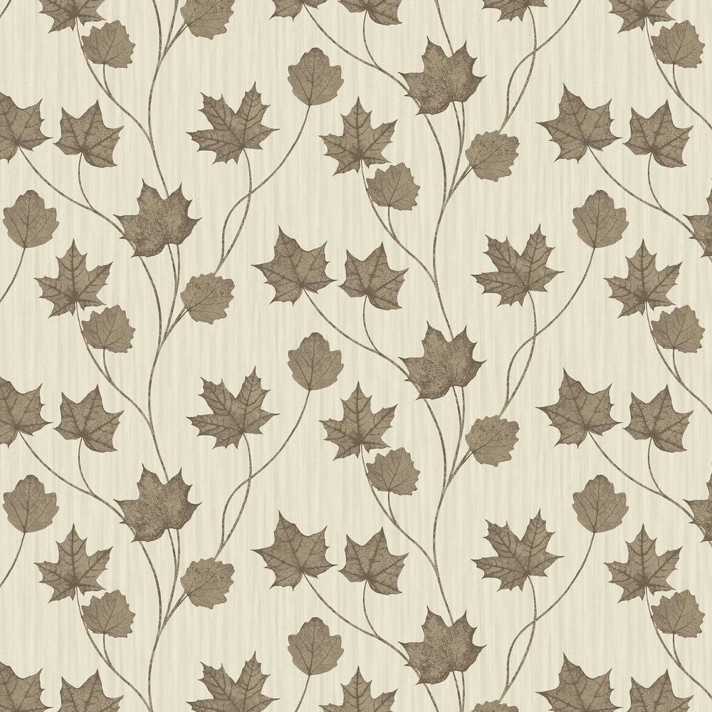 Maple Wallpaper - Beige - by Albany