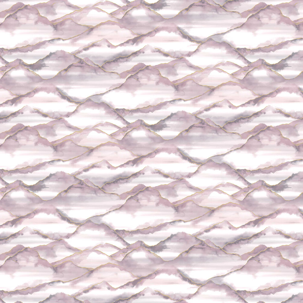Albany Denali Pink Wallpaper - Product code: 90421