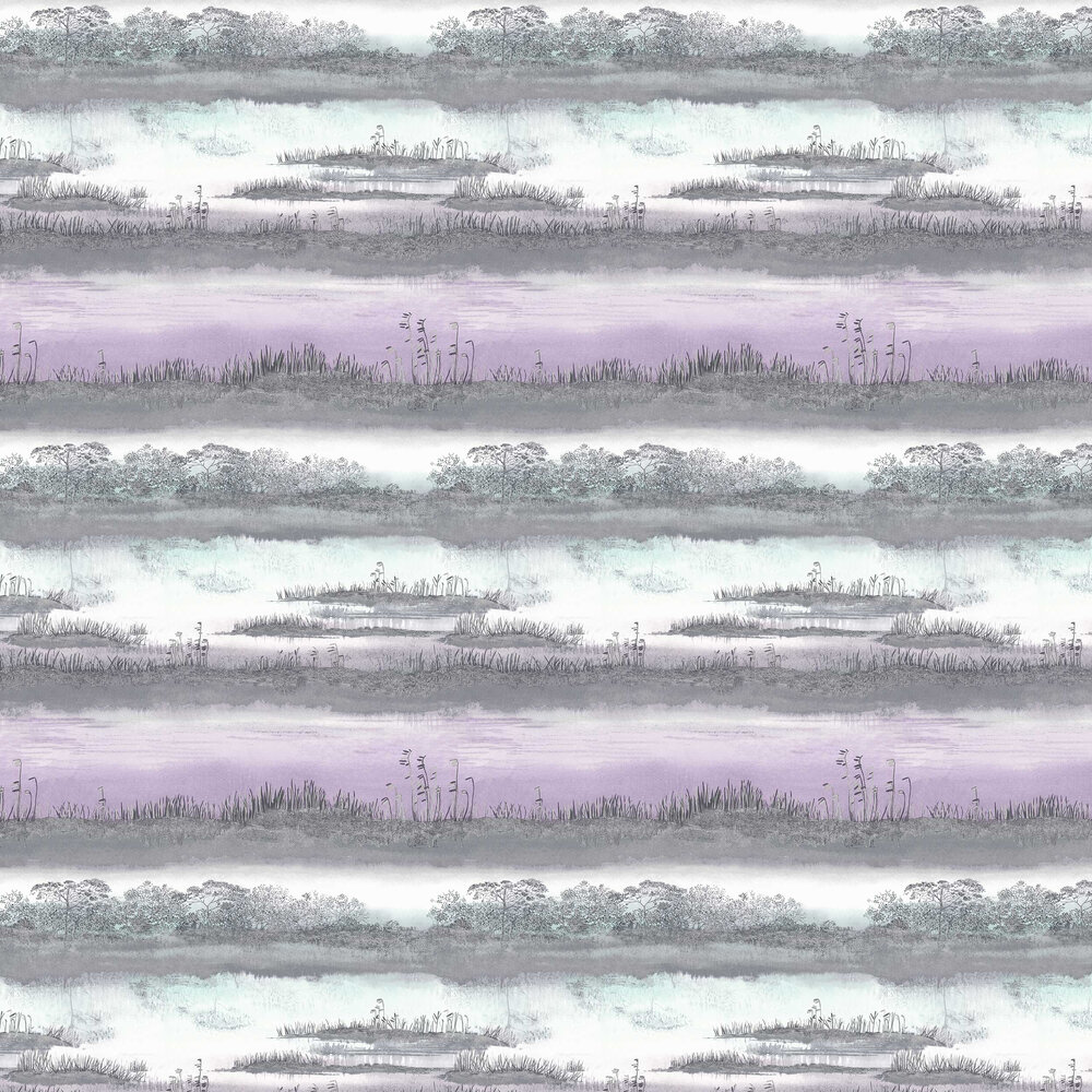Albany Aaru Heather Wallpaper - Product code: 90440