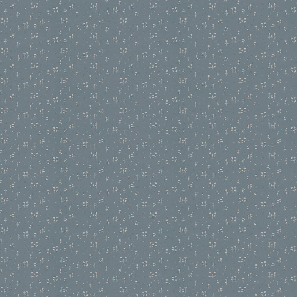Sandberg Bianca Dark Teal Wallpaper - Product code: 802-56