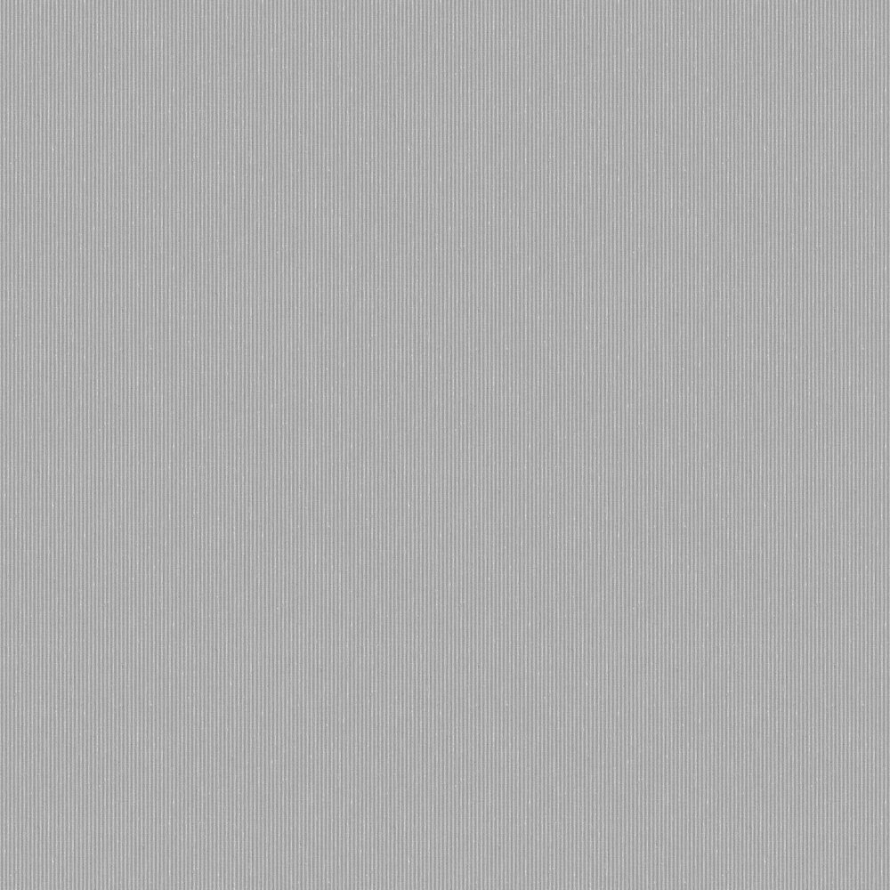 Harvest Stripe Wallpaper - Mid and Light Grey - by Boråstapeter