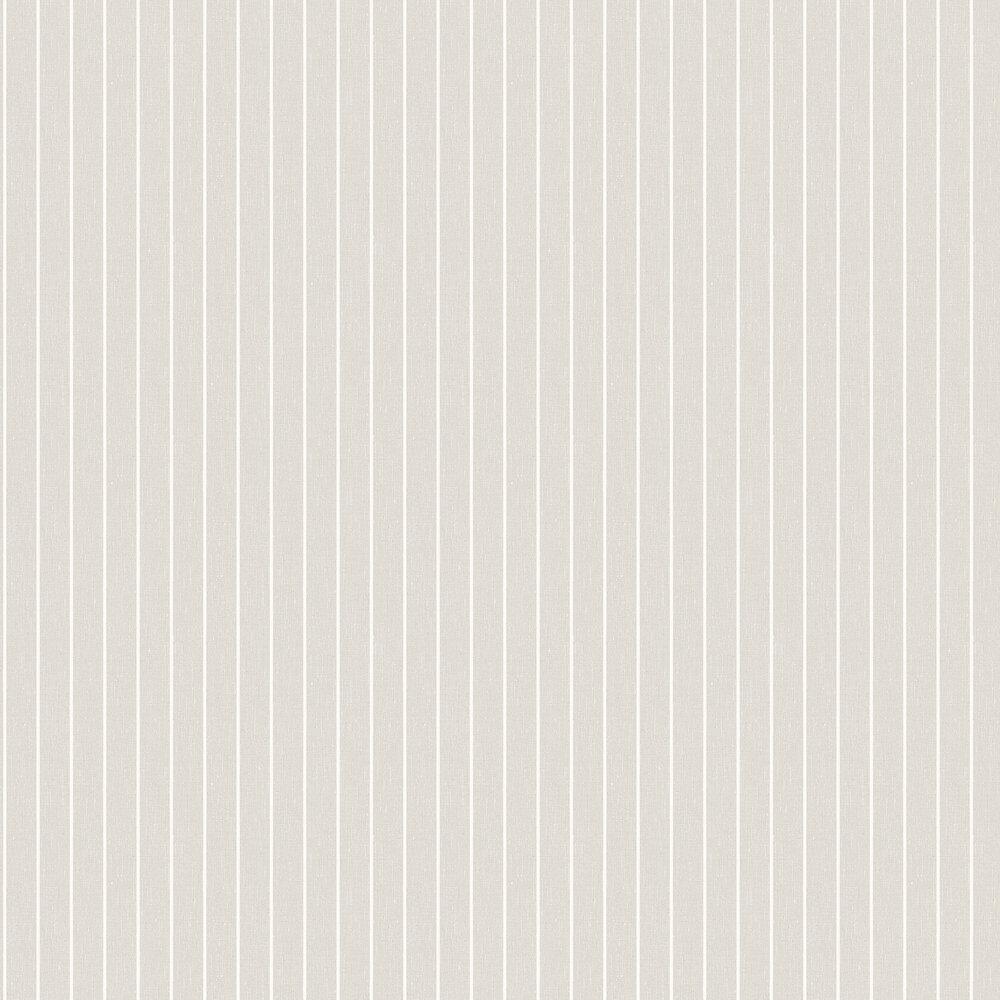 Shirt Stripe Wallpaper - Beige - by Boråstapeter