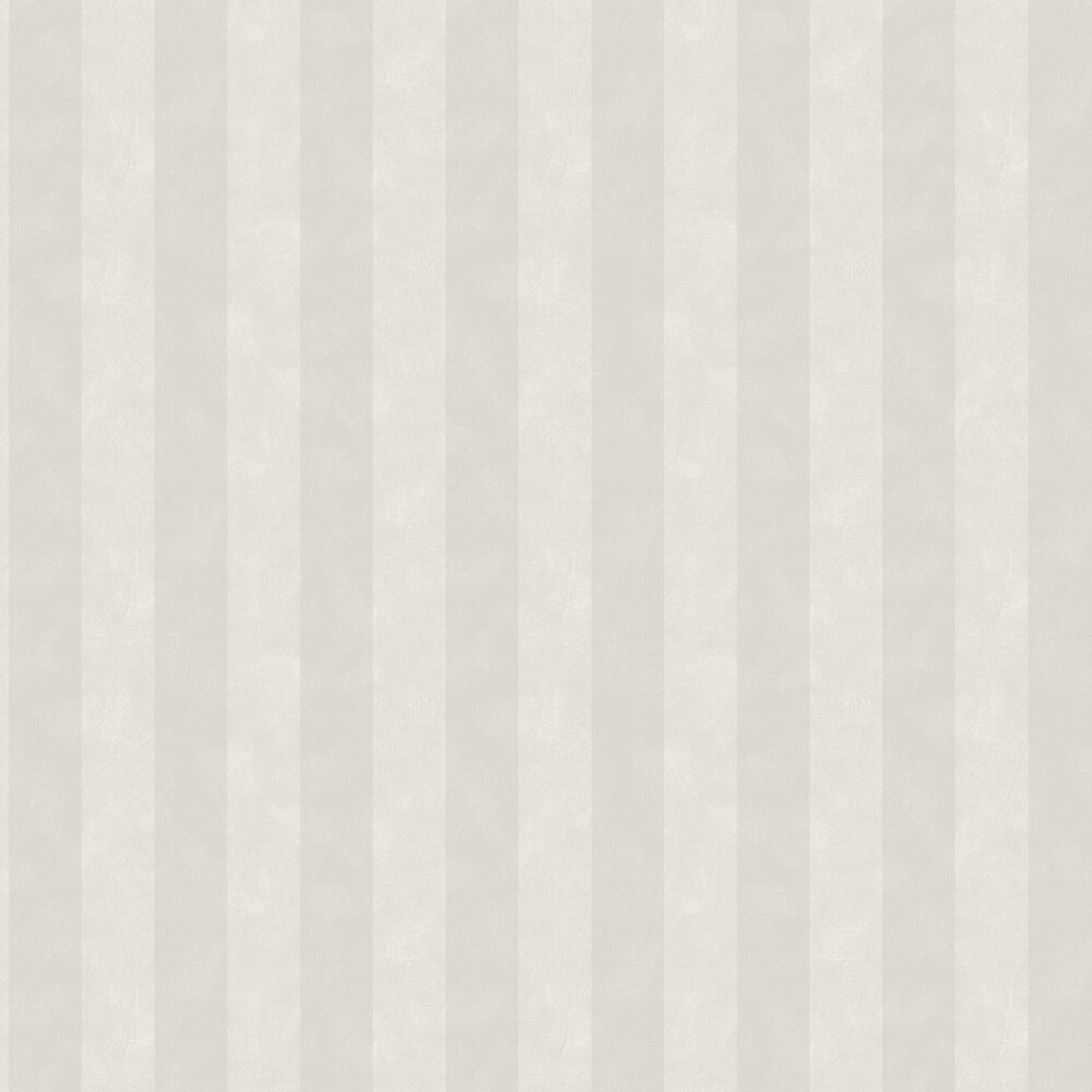 Chalk Stripe Wallpaper - Grey Beige - by Boråstapeter